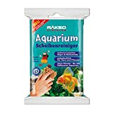 RAKSO Süßwasser Aquarium-Fenster-Glas-Reiniger Scheiben-Reinigungs-Schwamm Kratzfreie...