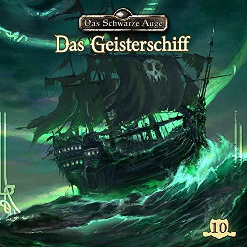 Das Geisterschiff: Das schwarze Auge 10