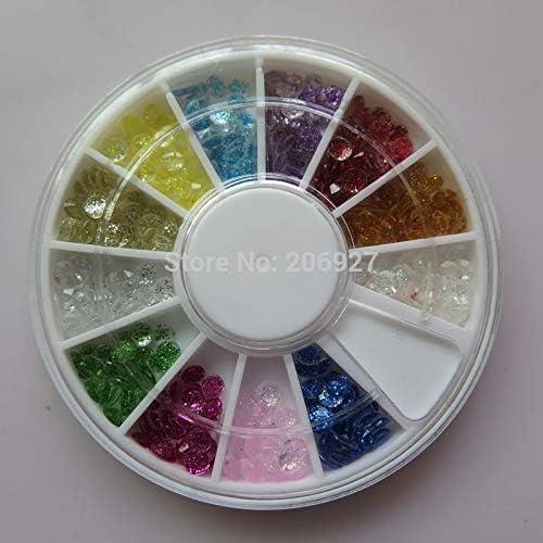 Max 41% OFF Max 58% OFF RD-09853 Decor Rhinestone 1PC OD-149 Glitter 3D Resin Rhines 3mm