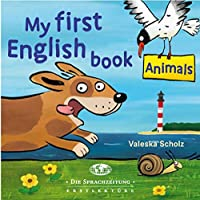 My first English book - Animals