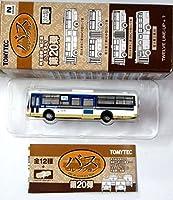 ニューホビー トミーテック バスコレクション 第20弾(230) 西日本車体工業58MC 中型ロング車 京王バス
