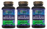 Green Pasture Blue Ice Royal Butter Oil / Fermented Cod Liver Oil Blend (120 Pack of 3)