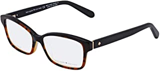 Eyeglasses Kate Spade Sharla 0EUT Black Tortoise Fade