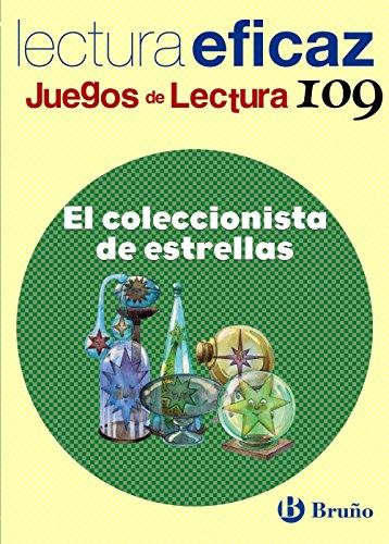 El coleccionista de estrellas Juego Lectura (Castellano - Material Complementario - Juegos De Lectura) - 9788421698075 (Juegos Lectura Eficaz)