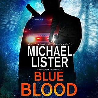 Blue Blood audiobook cover art