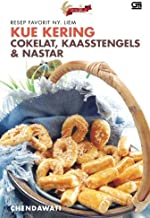 Resep Favorit Ny.Liem: Kue Kering Cokelat, Kastengels, dan Nastar (Indonesian Edition)