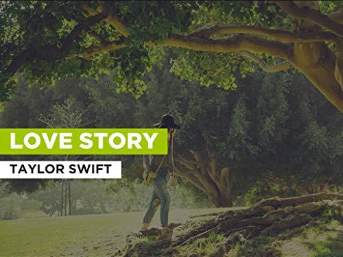 Love Story al estilo de Taylor Swift