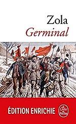 Germinal (Classiques t. 145) d'Émile Zola