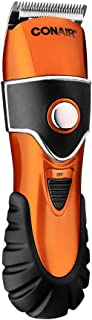 Conair 2-in-1 Clipper and Trimmer/The Chopper Complete Grooming System, 24pc, 50 settings
