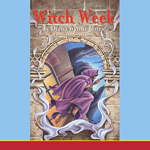 Witch Week cover art