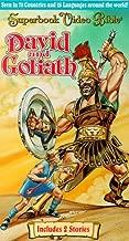 Superbook:David & Goliath VHS