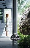 Jurassic World – Film Poster Plakat Drucken Bild - 43.2 x