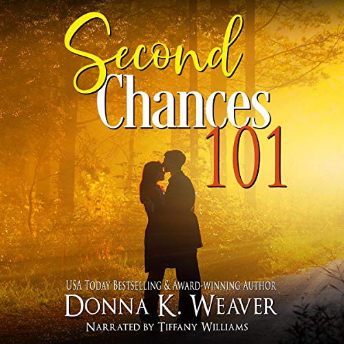 Second Chances 101, A Ripple Effect Romance Novella Audiobook By Donna K. Weaver cover art