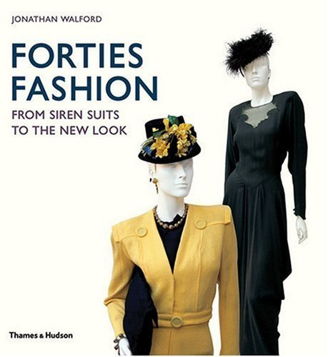 Forties Fashion From Siren Suits to the New Look