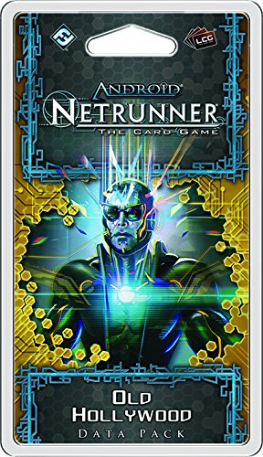 Android Netrunner Lcg: Old Hollywood Expansion