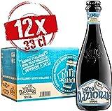 Baladin - Box Birra Nazionale - Birra Artigianale 100% Italiana - Blonde Ale, Non Pastorizzata, 6,5% vol. - 12 bottiglie x 33cl