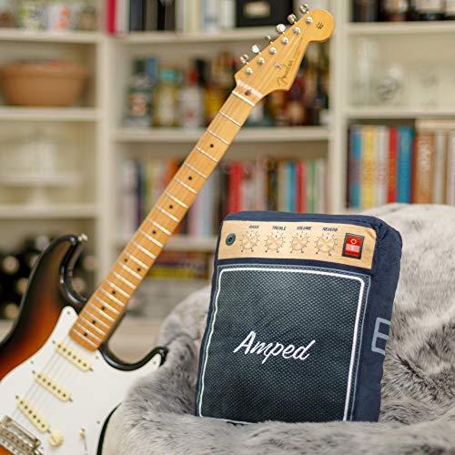 Replicushion Co. Super zachte gitaar versterker kussen met 'The Riff' Sound Chip