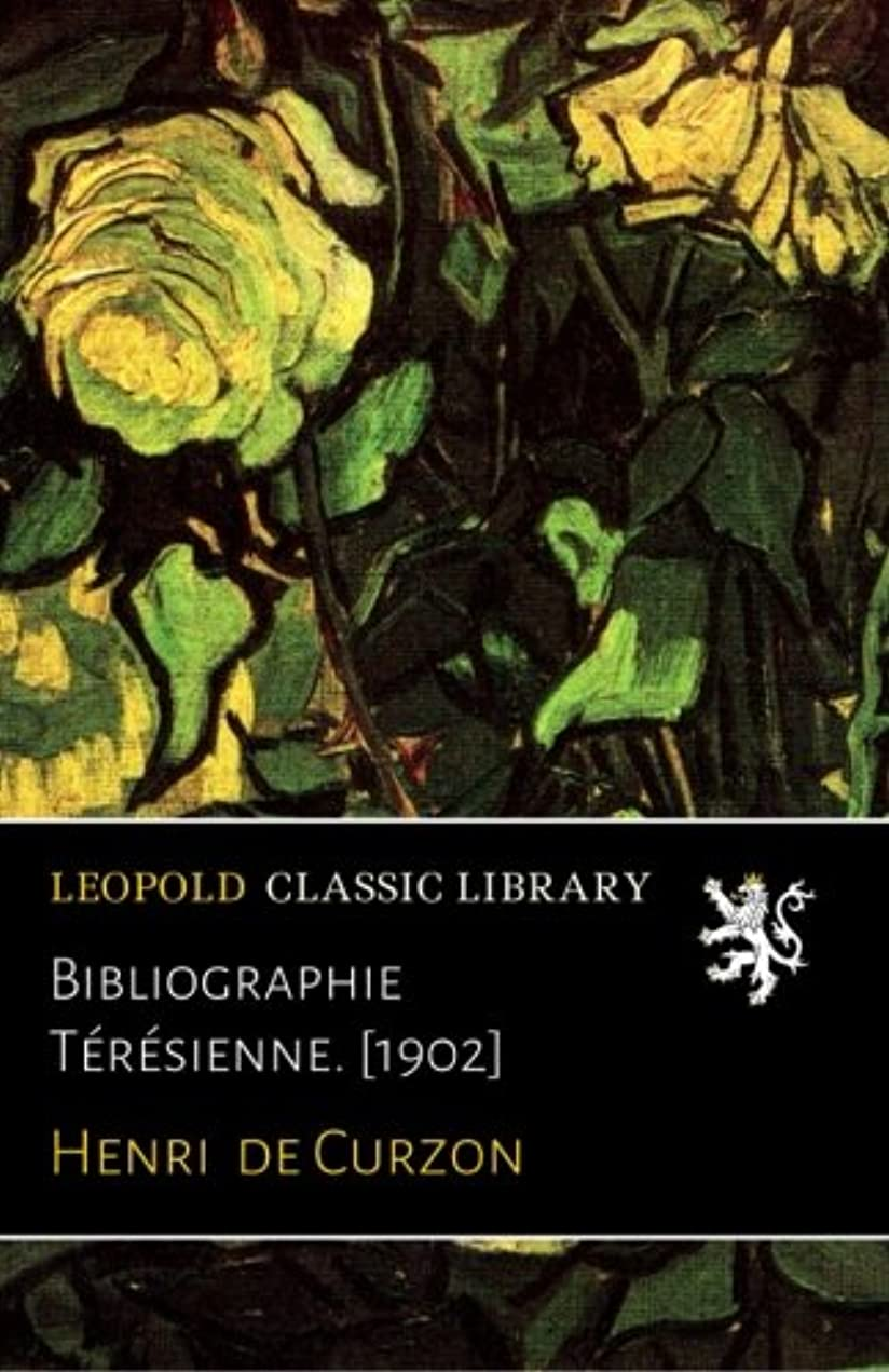 金銭的な女王結婚するBibliographie Térésienne. [1902]