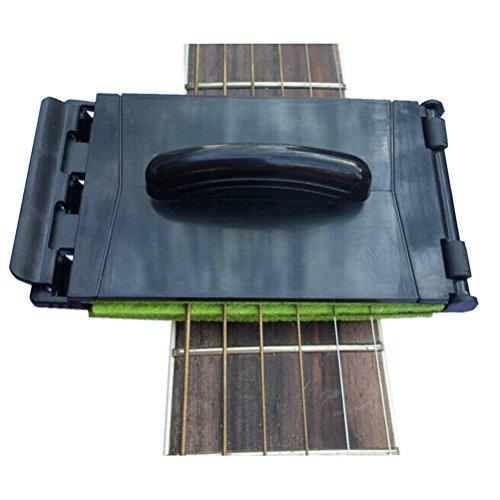 winomo Gitarre Griffbrett und Saitenreiniger