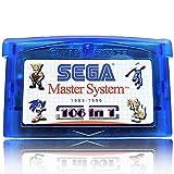 Multicart Game Cartridge for Sega Classics GBA 106...