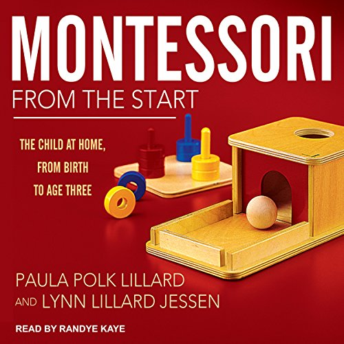 Montessori from the Start audiobook cover art