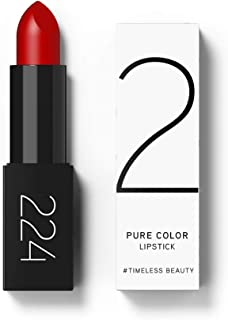 224 Cosmetics Rossetto Pure Color : natural, vegan & cruelty free - feel good formulas & free from parabens and silicones ...