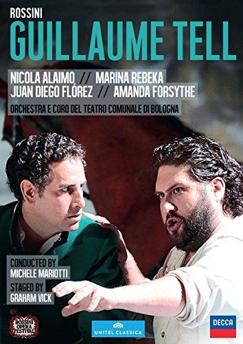 Rossini, Gioacchino - Guillaume Tell [2 DVDs]