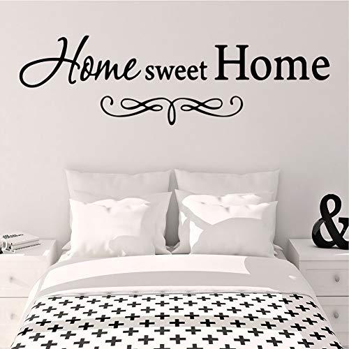 MMLFY Wandaufkleber 3D Sweet Home Wandbild Abnehmbare Wandtattoo Für Kinderzimmer Kinderzimmer Dekor Home Party Decor Wallpaper