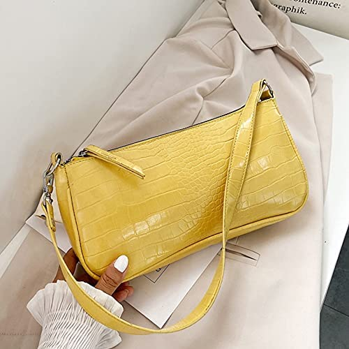 Shoulder Bags Limited Special Price Retro Alligator Pattern Women PU shopping Handbags