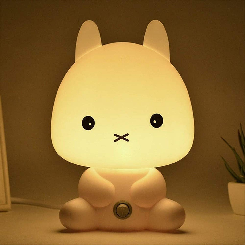 RTFC Night Light 3D Led Cute Night Lights Cartoon Light Nursery Sleeping Baby Bedroom Bulb Lamp