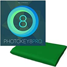 FXHome Photokey Pro 8 with Green Screen Bundle