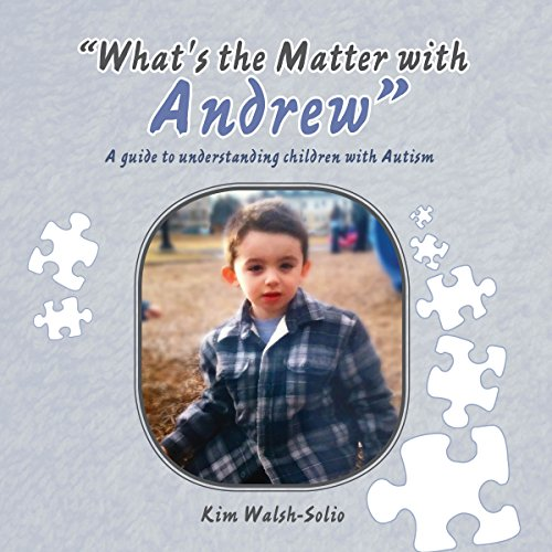 What's the Matter with Andrew audiobook cover art