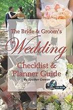 The Bride & Groom's Wedding Checklist & Planner Guide