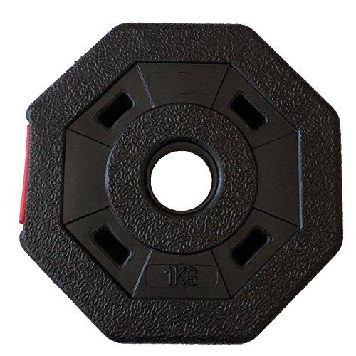 Wout ダンベル 用 プレート 1kg ×2個 (プレート1.0㎏×2個)