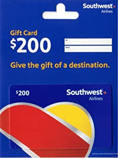 southwest travel gift card