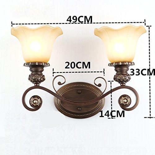 Lampe de chevet Lampe de chevet Chambre à coucher (style : A)