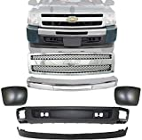 New Front Bumper Chrome Face Bar For 2007 - 2013...