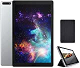 2021 New 10 Inch Tablets, Android 9.0 Tablet, Octa-Core Tablet, 3GB RAM, 32GB Storage Support 5G Wi-Fi 8 MP Dual Camera,FM,GPS and 10.1'' IPS Full HD Display for Online Lesson,Reading (Silver)