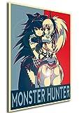 Instabuy Poster - Propaganda - Monster Hunter - Kirin &