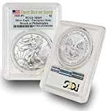 Purity: .999 Silver Metal Content: 1 Troy Ounces You will receive one coin per purchase Diameter: 40.6 mm; Thickness: 2.98 mm Stock Photo; Image is indicative of quality