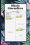 Diario Giornaliero: Agenda Quotidiana, Quaderno To Do List,...