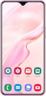 Unlocked Cell Phone, X50+ 6.5 inch HD Waterdrop Screen, Android 9.0 Mobile Phones Cheap, Dual Sim-Free Smartphone, 4GB + 3...