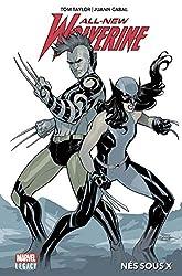 All-New Wolverine Tome 1 - Nés Sous X de Tom Taylor