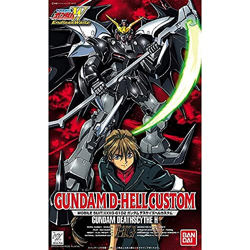 BANDAI Gundam Wing EW-05 Gundam D-Hell Custom Scale 1/100