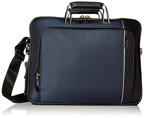 Tumi Arrivé Hannover Slim Brief Navy One Size