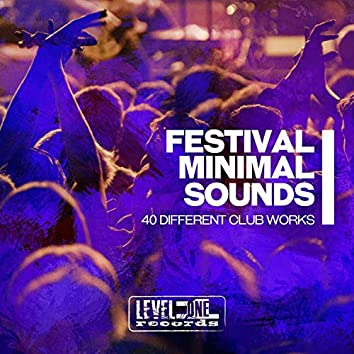 Festival Minimal Sounds (40 Different Club Works)