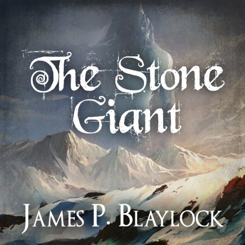 The Stone Giant audiobook cover art