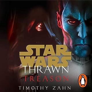 Thrawn: Treason cover art