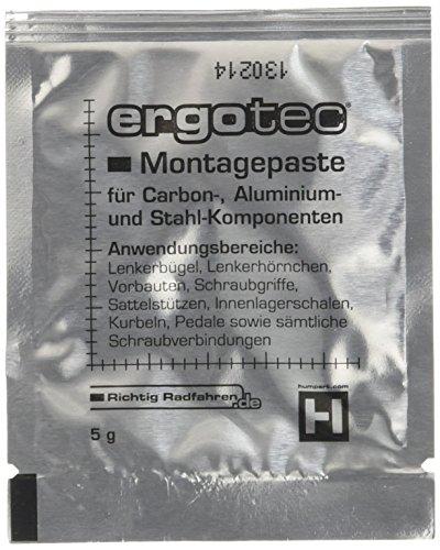 Ergotech hu061010–Pasta grippante Ergo para Carbono Bolsita de 5gr.