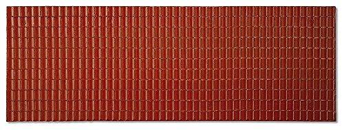 Faller Pola 333101 - Techo de Tejas y Azulejos de Arista [Importado de Alemania]